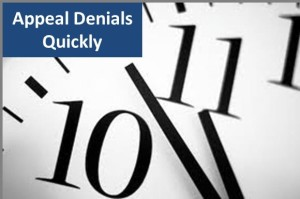 You have 60 days to appeal a denial of your social security disability claim