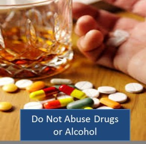 Drug and alcohol abuse negatively affect a social security disability claim