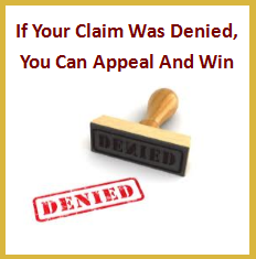 disability claim denied