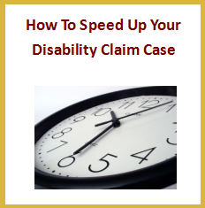 disability benefits fast